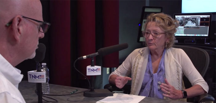 TNMNews Interview With Our CSO, Dr. Cindy Orser PhD