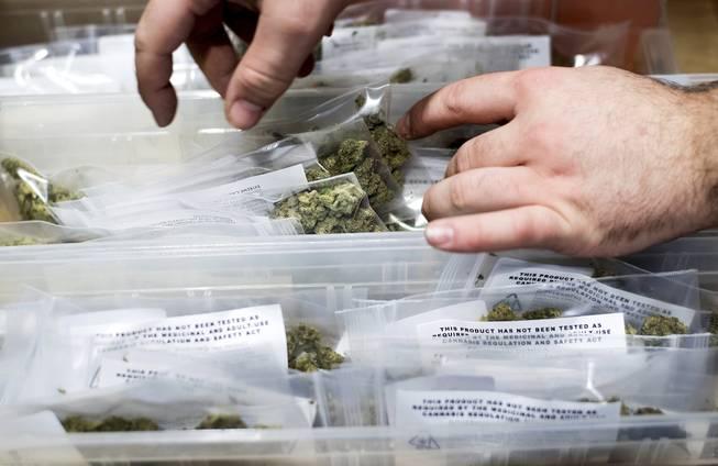 Nevada Recreational Marijuana in Comparison to California Recreational Marijuana