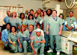 Sunrise Hospital Nursing Staff