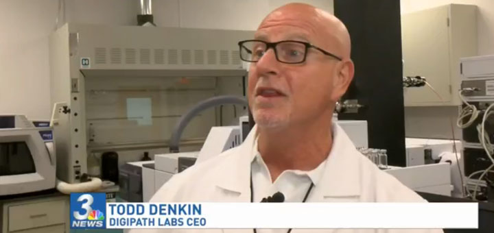 Channel 3 News Report on Cannabis Testing in Nevada