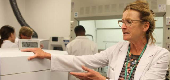 Las Vegas Review-Journal Goes Behind The Scenes Of Our Las Vegas Cannabis Testing Lab