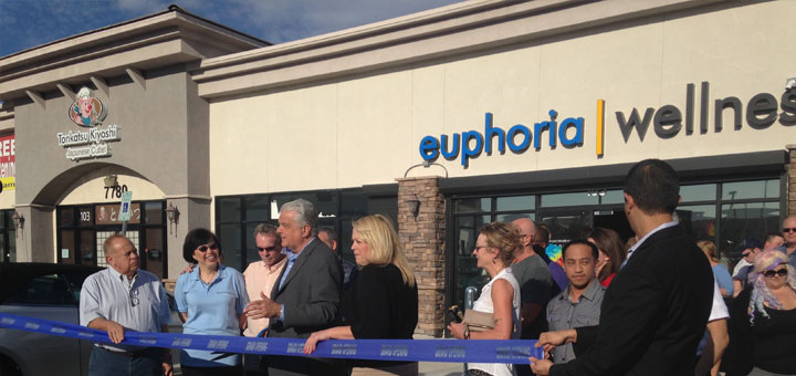 DigiPath Labs Attends Grand Opening Of Euphoria Wellness