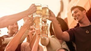 More Than 50% of the United States Population Has Consumed Alcohol in the Last Month