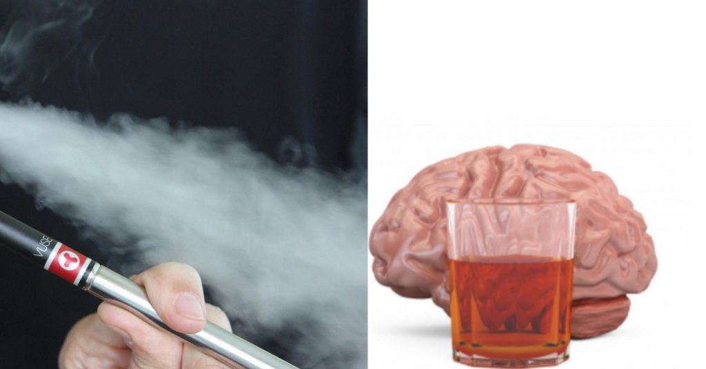 Alcohol Much Worse For Gray and White Brain Matter Than Cannabis