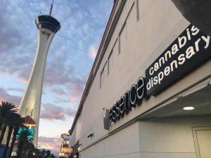Dispensaries in Nevada Separate from Gaming