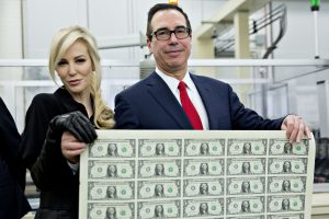 U.S. Treasury Secretary Steven Mnuchin, 420 hotels las vegas