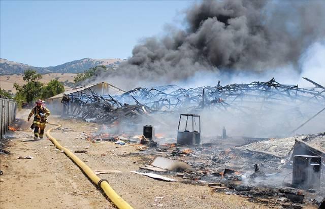 The Potential Fire Hazard to Las Vegas Marijuana In-Door Grows