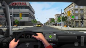 iPad Driving simulation, Las Vegas marijuana, California marijuana, lab testing cannabis