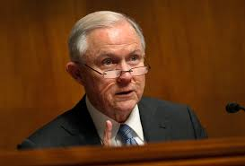 Attorney General Jeff Sessions. Las Vegas marijuana, Las Vegas dispensary