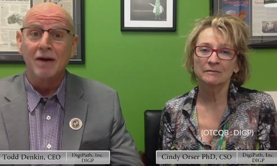 MoneyTV Interview About Digipath Labs Top 10 Global Cannabis Lab Testing Ranking
